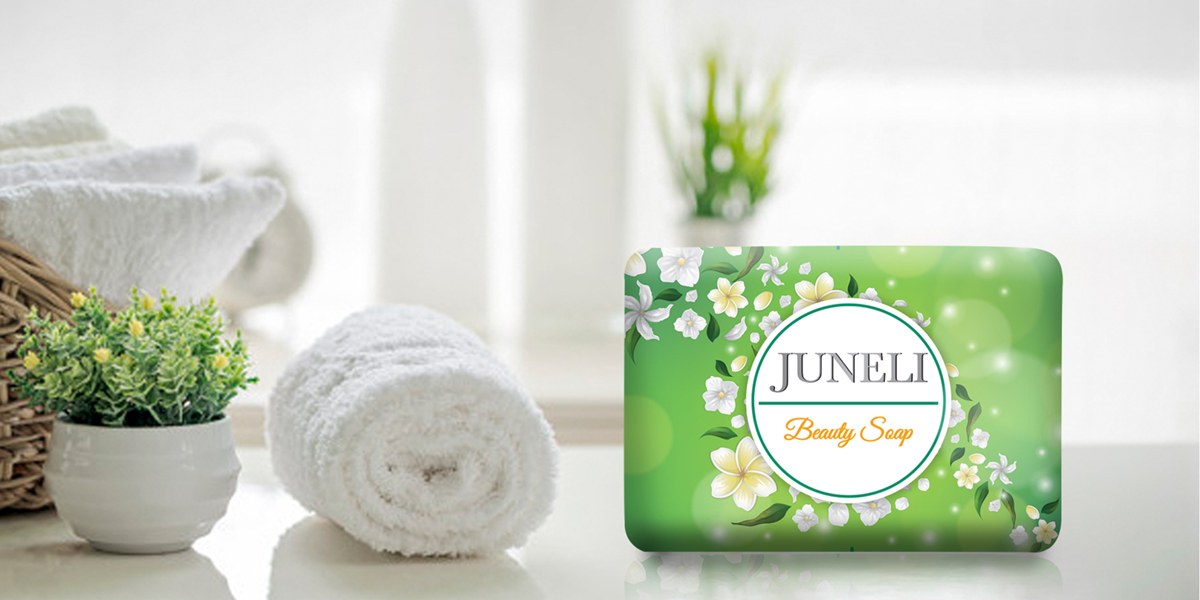 Juneli Beauty Soap