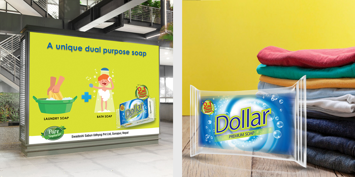 Dollar Laundry Soap