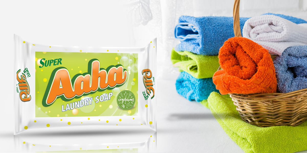 Aaha Laundry Soap