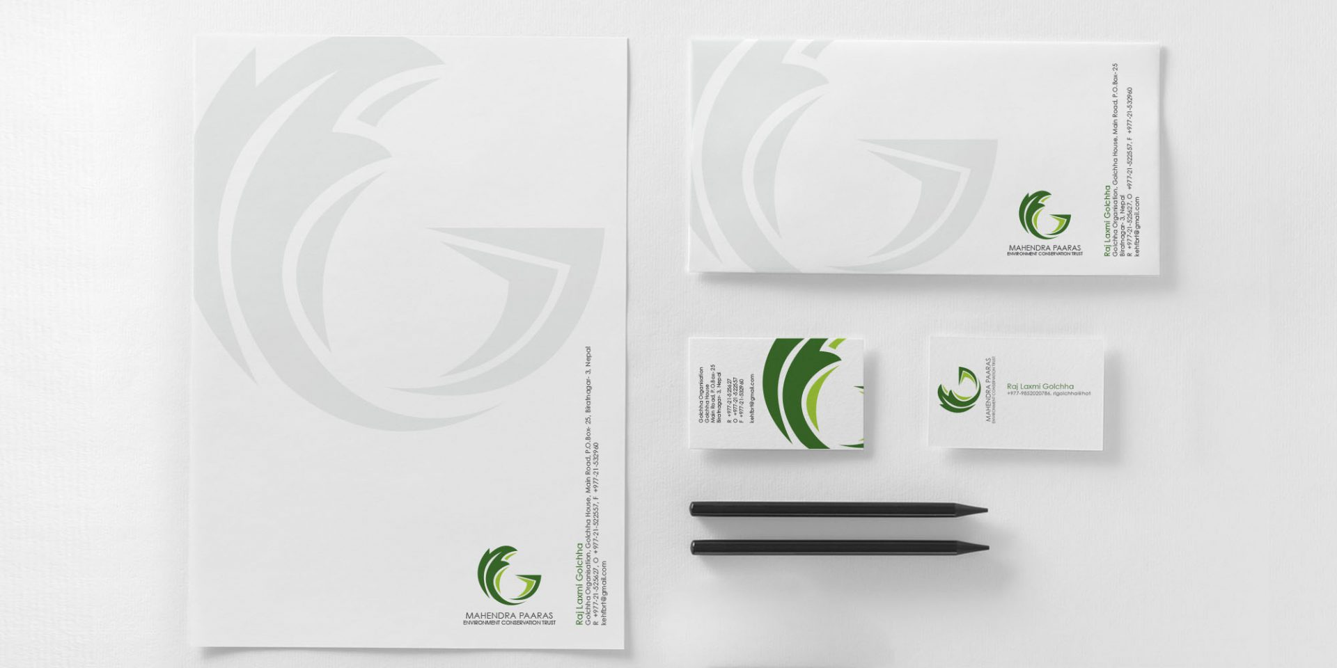 Environment Protection Branding