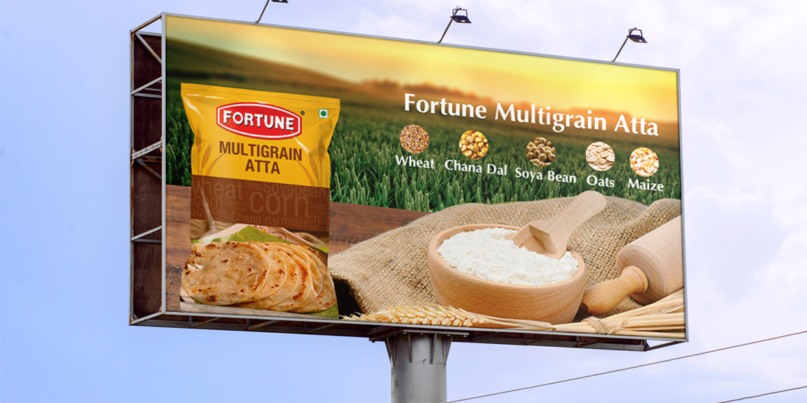 Fortune Billboard Design