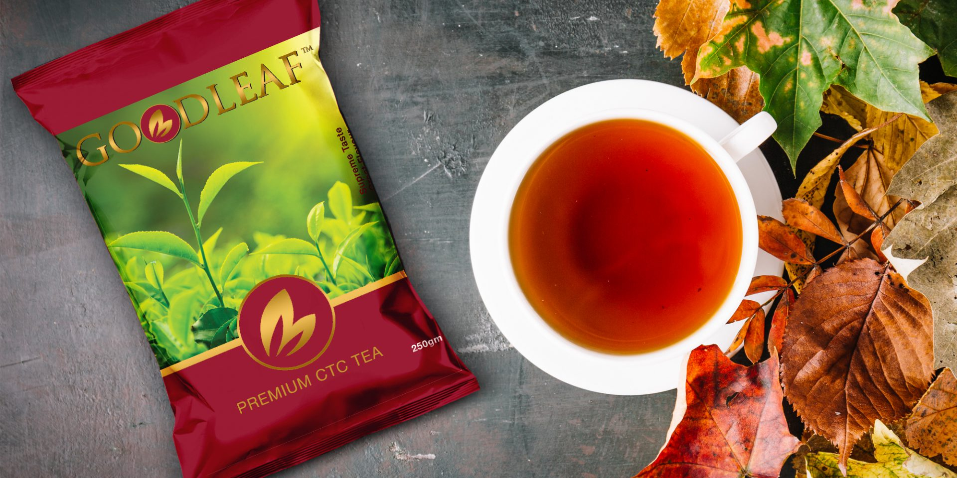 goodleaf tea packdesign - 7 Tips on How Your company Logo Should Look Like