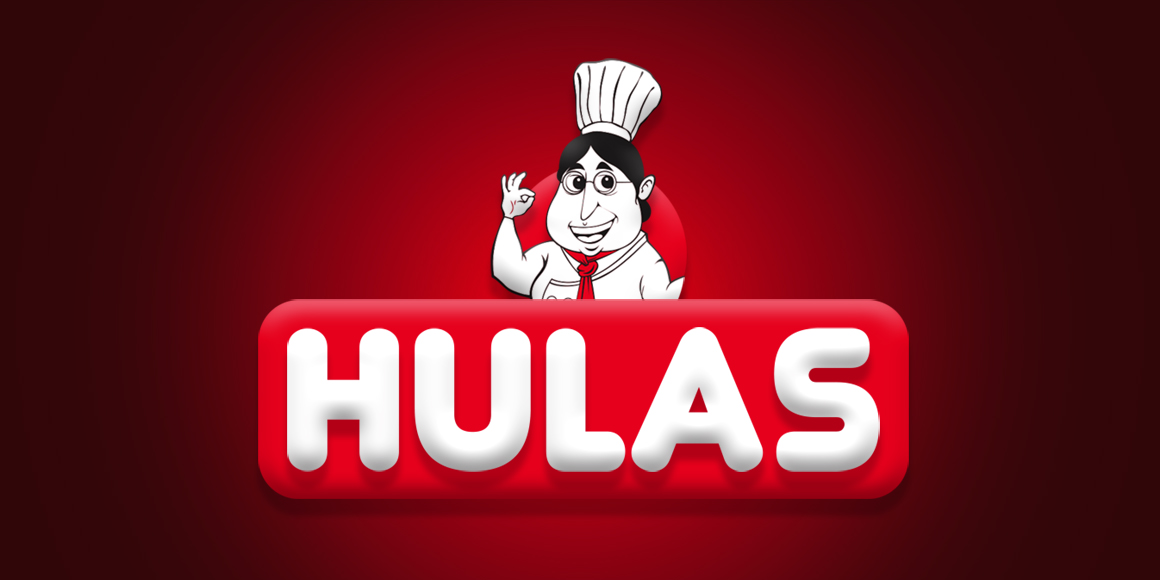 hulas foods logo - 7 Tips on How Your company Logo Should Look Like