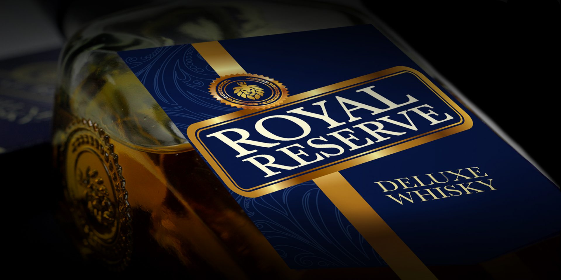 Royal Reserve Whiskey