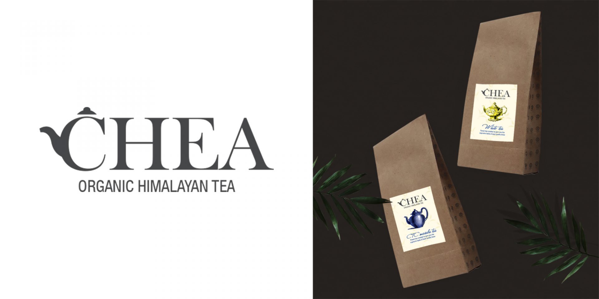 tea packaging brown bag - 7 Tips on How Your company Logo Should Look Like